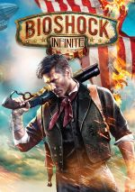 Bioshock Infinite - box artwork